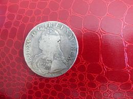 ECU LOUIS XV PETIT PRIX 1730L - 987-1789 Royal