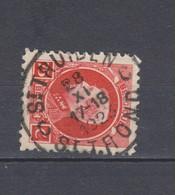 COB 212 Oblitération Centrale ST-TRUIDEN C - 1921-1925 Small Montenez