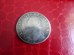 ECU LOUIS XV PETIT PRIX 1726 K - 987-1789 Könige