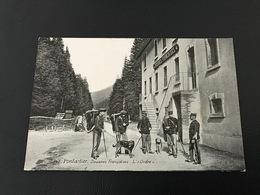 945 - PONTARLIER DWouanes Françaises. L'»Ordre» - Pontarlier