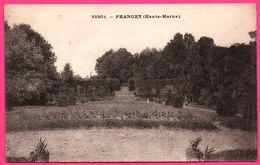Prangey - Vue Générale - Animée - Edit. C.L.B. - France