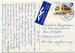 Lesotho - Postcard - Carte Postale - Lesotho (1966-...)