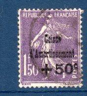 230519)..TIMBRE FRANCE.......numéro  268 Oblitéré - Autres