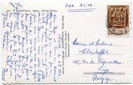 Katanga - Postcard - Carte Postale - Katanga