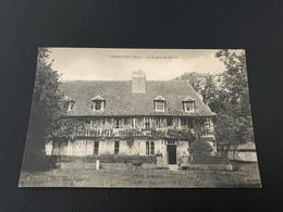 PIENCOURT (Eure) Le Manoir Du Chene - 1927 Timbrée - Sonstige Gemeinden