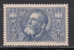 1936 Yvert Nº 319    MNH - Francia