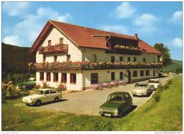 Bodenmais / Pension Jägerhof / AUtos / Cars / Voitures (D-A234) - Other