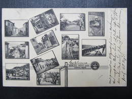AK CASTELNUOVO Herceg Novi  Ca.1910 // D*38427 - Montenegro