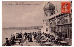 4757 - Nice ( 06 ) - La Terrasse Du Palais De La Jetée-Promenade - N.D. Phot. N°869 - - Monuments, édifices