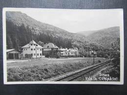 AK SINAIA Vila La Cumpatul Ca.1930 // D*38430 - Rumänien