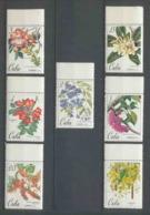 180a - Cuba ** MNH N° 1109/1115 Fleurs (fleur Flower Flowers) - Orchidées