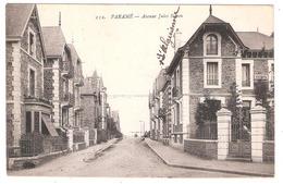 Paramé (35 - Ille Et Vilaine ) Avenue Jules Simon - Parame
