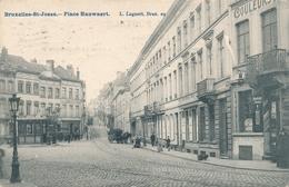 CPA - Belgique - Brussels - Bruxelles - St-Josse-ten-Noode - Place Hauwaert - St-Joost-ten-Node - St-Josse-ten-Noode