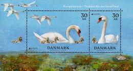Denmark - 2019 - Europa CEPT - National Birds - Mint Souvenir Sheet - Denmark