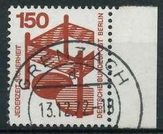 BERLIN DS UNFALLV Nr 411 Gestempelt SRA X8F942A - [5] Berlín