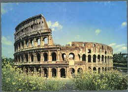 °°° Cartolina N. 157 Roma Il Colosseo Viaggiata °°° - Roma (Rome)
