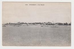 AA519 - SYDNEY - La Rade - Sydney
