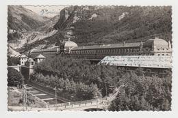 AA520 - CANFRANC - Aranones - Estacion Internacional Y Rio Aragon - Espagne