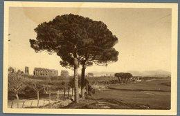°°° Cartolina N. 159 Roma Via Appia Nuova Acquedotti Di Claudio Viaggiata In Busta °°° - Roma (Rome)