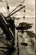MILITARIA - Carte Postale - Débarquement De Blindés Français Dans Un Port Italien - L 29996 - Guerre 1939-45