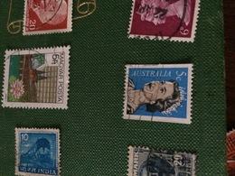 AUSTRALIA REGINA - Stamps