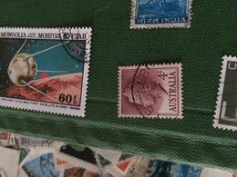 AUSTRALIA REGINA 4 C - Stamps