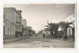 Maroc Kasba Tadla Carte Photo Avenue De La République - Autres