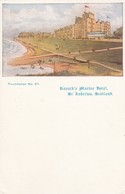 ST. ANDREWS , Fife , Scotland , 00-10s ; Rusack's Marine Hotel - Fife