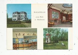Cp, Hôtels & Restaurants , BAGATELLE ,  Hôtel - Restaurant ,.multi Vues, 62, RANG DU FLIERS, Vierge,  Ed. Atlas - Hotels & Restaurants
