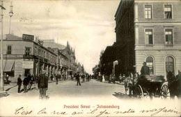 AFRIQUE DU SUD - Carte Postale - Johannesburg - President Street -  L 30004 - South Africa