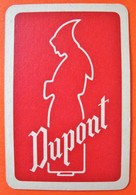 Une Carte à Jouer. Brasserie Dupont. Tourpes. - Barajas De Naipe