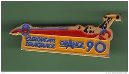 EUROPEAN DRAGRACE *** ORANGE 90 *** 1010 - Automobile - F1