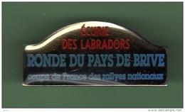 COUPE DE FRANCE DES RALLYES NATIONAUX RONDE DU PAYS DE BRIVE *** ECURIE DES LABRADORS *** 1010 - Car Racing - F1