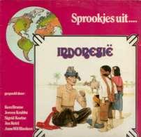 * LP *  SPROOKJES UIT INDONESIË - Diverse Vertellers - Kinderlieder