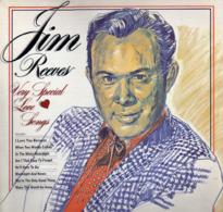 * LP *  JIM REEVES - VERY SPECIAL LOVE SONGS (UK 1984 EX!!!) - Country En Folk