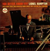 * LP *  LIONEL HAMPTON - YOU BETTER KNOW IT !!! (USA 1964 EX!!) - Jazz