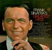 * LP *  FRANK SINATRAŚ GREATEST HITS (Germany 1967 EX-!!!) - Jazz