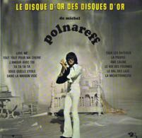 * LP *  LE DISQUE D' OR DES DISQUES D' OR DE MICHEL POLNAREFF (Belgium 1970) - Rock