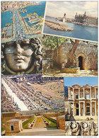 Lot / Konvolut / Sammlung: 50 Ansichtskarten Aus Der Türkei / Turkey / Türkiye (Lot45) - Cartes Postales