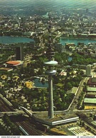 Lot / Konvolut / Sammlung: 64 AK Mit Motiv: Fernsehturm / Rundfunkturm / Sender (Lot087) - Edificio & Architettura