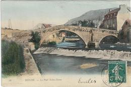 Lozere : Mende, Le Pont Notre Dame - Mende