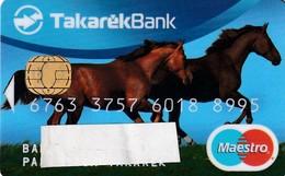 Hungarian Bank Card - Carte Di Credito (scadenza Min. 10 Anni)