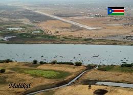 South Sudan Malakal Airport Aerial View New Postcard Südsudan AK - Postcards