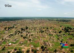 South Sudan Wau Aerial View New Postcard Südsudan AK - Postcards