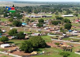 South Sudan Tonj Aerial View New Postcard Südsudan AK - Postcards