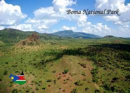 South Sudan Boma National Park New Postcard Südsudan AK - Postcards