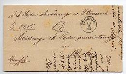 Poland Ukraine Zloczow Olesko Wafer 1889 - ....-1919 Übergangsregierung