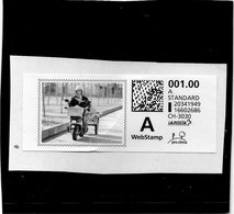 Svizzera - Webstamp - Post