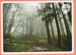 TAIWAN - ALISAN CHIAYI COUNTY TAIWAN - JOLI AFFRANCHISSEMENT - Taiwan