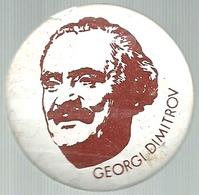 Dimitrov Georgi, Politica, Comunismo, Cm. 4,1. - Personaggi Celebri